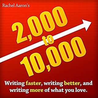 2K to 10K     Writing Faster, Writing Better, and Writing More of What You Love              By:                                                                                                                                 Rachel Aaron                               Narrated by:                                                                                                                                 Arial Burnz                      Length: 2 hrs and 26 mins     30 ratings     Overall 4.5