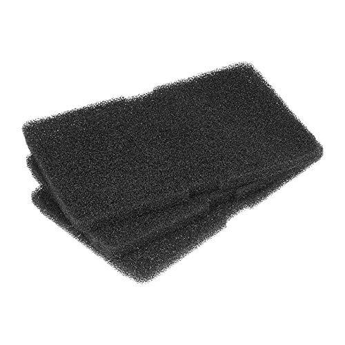 LUTH Premium Profi Parts - 3x filtros 240 x 155 x 11mm para secadora de ropa.