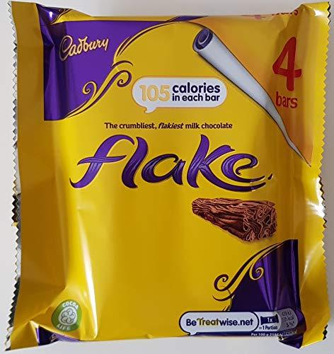 Original Cadbury Flake Chocolate Bar Imported from the UK England...