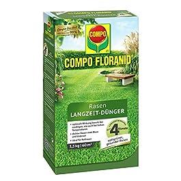 Compo 13350 Floranid Engrais Longue durée pour Gazon 1,5 kg