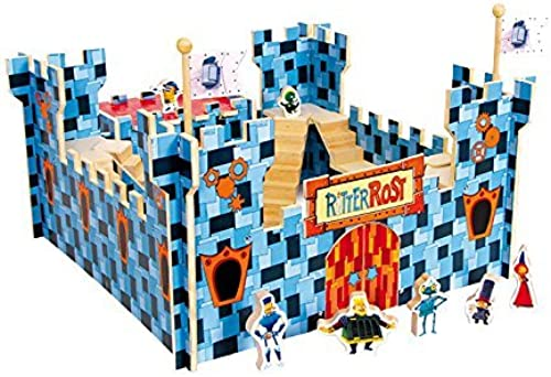 Legler Ritter Rost Knight's Castle Preschool Figures and Playsets by petit Foot