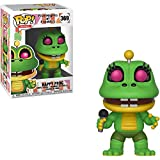 Happy Frog: Five Nights at Freddy's x Funko POP! Games Vinyl Figure & 1 POP! Compatible PET Plastic Graphical Protector Bundle [#369 / 32062 - B]
