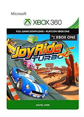 Joy Ride Turbo - Xbox 360 Digital Code by Microsoft Studios