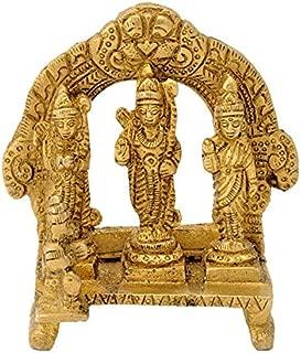 Ram Darbar Brass Statue, Rama Durbar Figurine