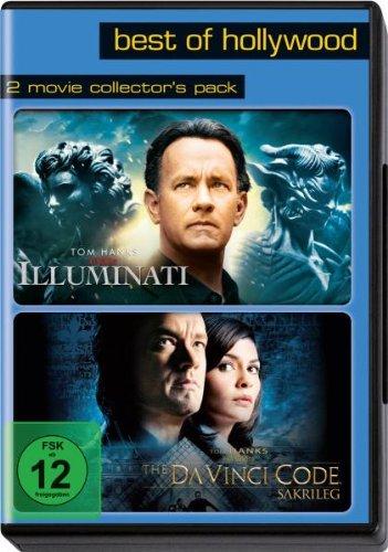 Best of Hollywood - 2 Movie Collector's Pack: Illuminati / The Da Vinci Code - Sakrileg [2 DVDs]