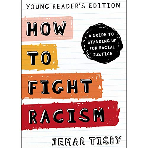 How to Fight Racism Young Reader's Edition cover art