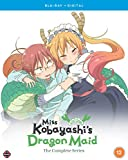 Miss Kobayashi s Dragon Maid: The Complete Series - Blu-ray + Free Digital Copy [Reino Unido]...