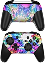 Flashback Decalgirl Skin Sticker Wrap Compatible with Nintendo Switch Pro Controller