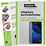 dipos I 2X Schutzfolie matt kompatibel mit Samsung Galaxy Tab A 7.0 (2016) Folie Bildschirmschutzfolie