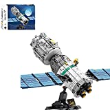 KGAYUC Bloques De Construcción, Técnica del Vehículo Espacial Building Blocks Modelo, Modelo De Vuelo Espacial Construction Set Compatible con Lego Technic, Adecuada para La Recogida (804Pcs)
