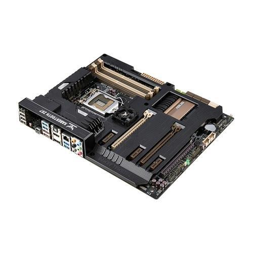 Asus Sabertooth Z87 Mainboard Sockel LGA 1150 (ATX, Intel Z87, DDR3 Speicher, 6x SATA III, HDMI, DVI, 4x USB 3.0)