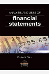 Analysis and Uses of Financial Statements (International dictionary) Kindle Edition