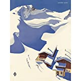 Wee Blue Coo Travel Winter Sport Snow Ski Chalet Alps