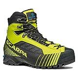 Scarpa RIBELLE Lite HD, Botas de montaña Hombre, Lime-Black Hdry ARG PENTAX Precision...