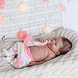 HKMA Reborn Baby Doll Simulación Silicona Cuerpo Completo Bebé Realista Lindo Recién Nacido Bebé Bebé