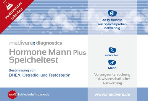 Hormone Mann plus