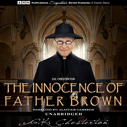 The Innocence of Father Brown audiobook cover art