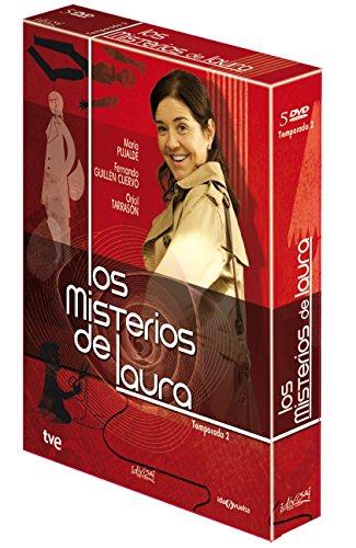 Los Misterios De Laura - Temporada 2