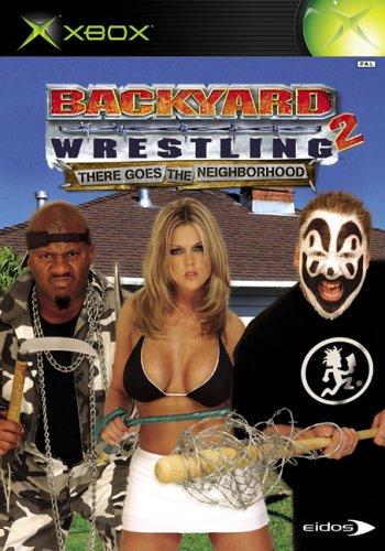 Backyard Wrestling 2: There Goes The Neighborhood (Xbox) [Xbox] …
