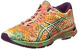 Asics Gel Noosa Tri 11 - Zapatillas de Running Mujer, Rosa (Flash Coral/Spring Bud/Sun 0687), talla 40