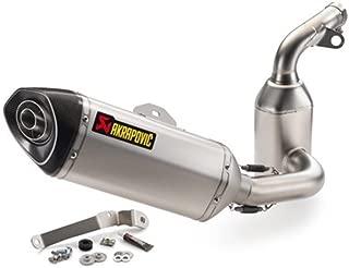 Akrapovic Slip-on Silencer KTM RC/Duke 390 90805999000