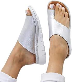 Para Chanclas Piel Mujer Zapatos Amazon Sandalias Y esNuevo rQCsxthd