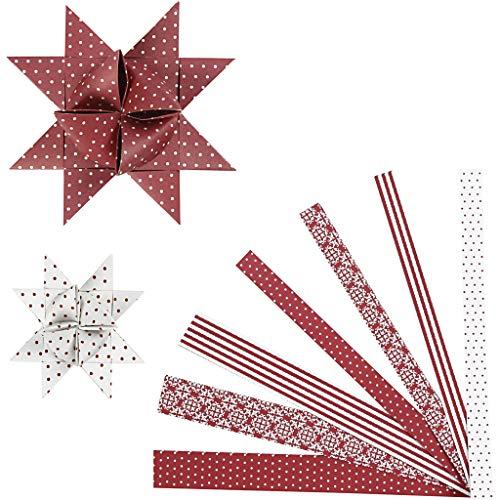 Vivi Gade Design - Papel 3D (para 15 estrellas, 15 x 25 mm,