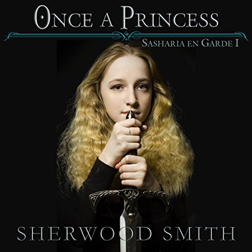 Once a Princess audiobook cover art