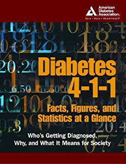 Diabetes 4-1-1: Facts, Figures, and Statistics at a Glance