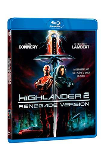Highlander 2 - Renegade Version BD / Highlander 2 - Renegade Version (Tschechische Version)