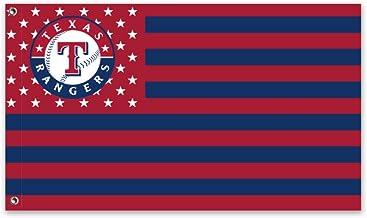 Amazon Com Texas Rangers Flag