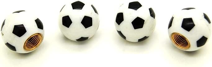 Lote de 4 tapas de válvula de balón de fútbol: Amazon.es ...
