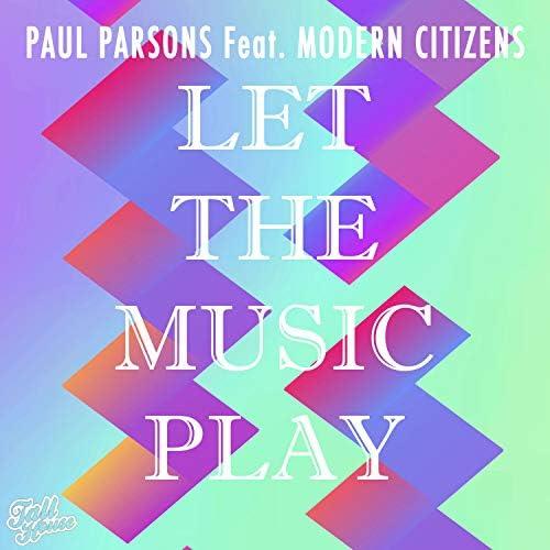 Paul Parsons feat. Modern Citizens