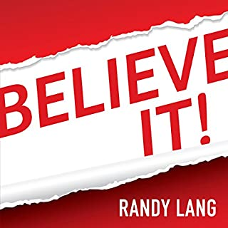 Believe It! audiobook cover art