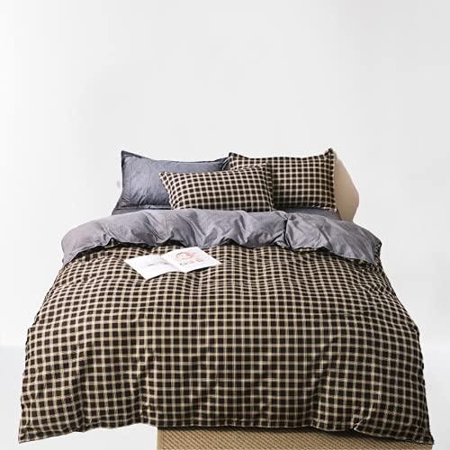Ropa De Cama, Textiles para El Hogar, Funda Nórdica con Estampado De Moda, Cómoda Y Transpirable, Adecuada para Todas Las Estaciones 150x200cm