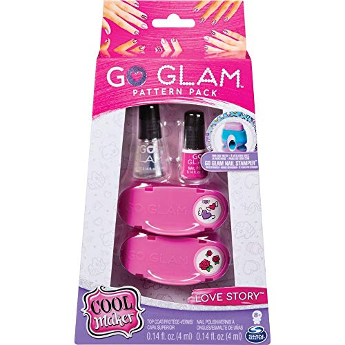 Cool Maker GO GLAM Nagelstudio Nachfüllset Lovestory