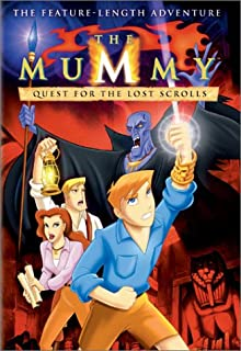 The Mummy: Quest for the Lost Scrolls