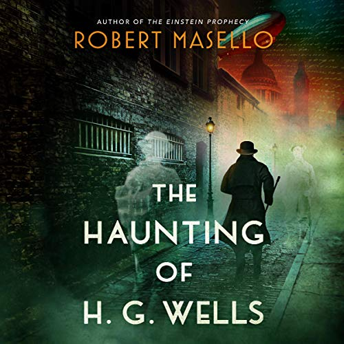 The Haunting of H. G. Wells cover art