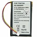 Batería para Tomtom Go530, Go630, Go730, 1697461