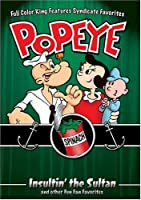 Popeye: Insultin the Sultan & Other Fun Fan [DVD]