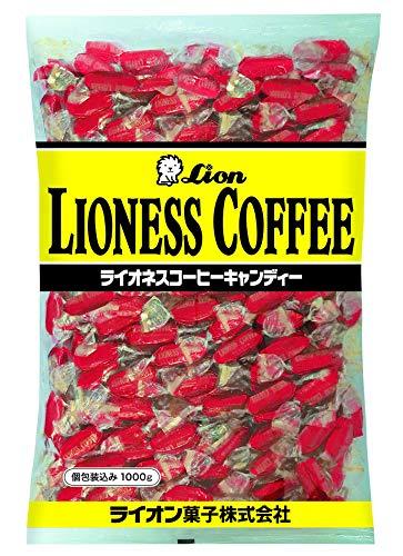 ライオン菓子 ライオネスコーヒーキャンディー (1kg×1袋)