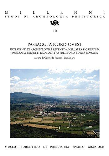 Passaggi a nord-ovest. Interventi di archeologia preventiva nell'area fiorentina (Mezzana-Perfetti Ricasoli) tra preistoria ed età romana