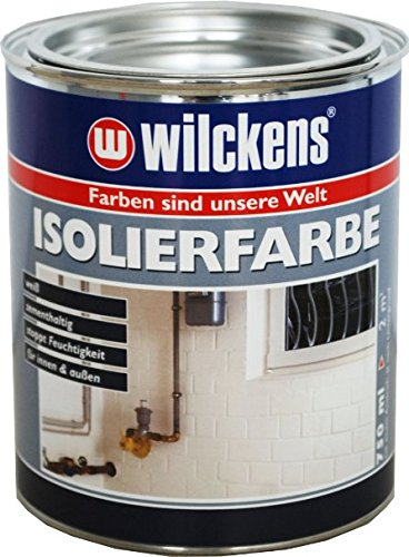 Isolierfarbe (Isolierfarbe weiß 750 ml)