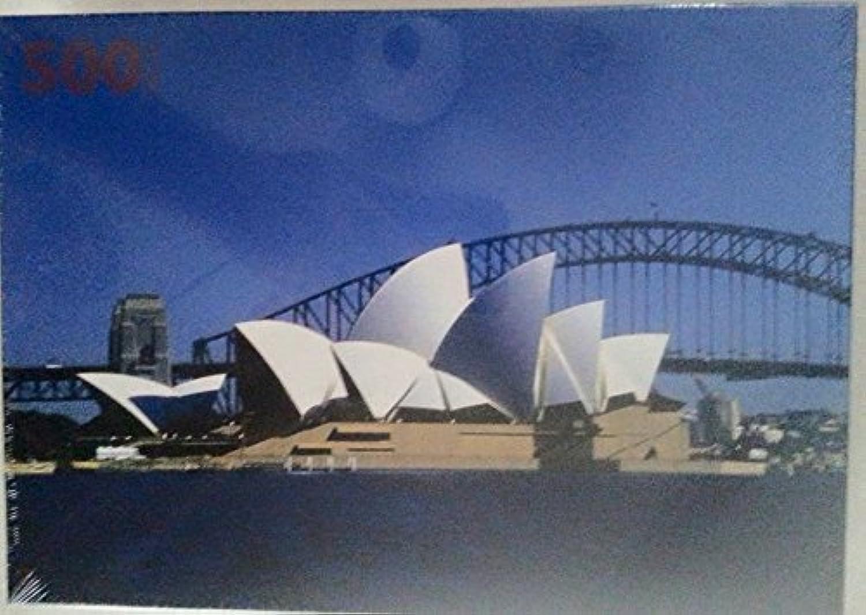 Sydney Opera House 500 Piece Jigsaw Puzzle by Momentum
