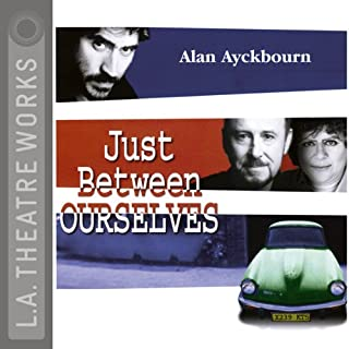 Just Between Ourselves audiobook cover art
