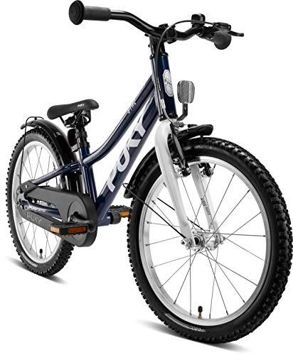 Puky Cyke 18''-1 Alu Kinder Fahrrad Racing blau/weiß