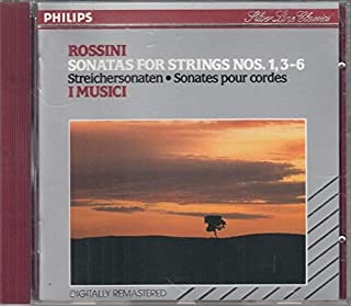 rossini string sonata no 3