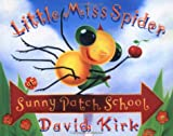Little Miss Spider At Sunny Patch (Sunny Patch Library.)