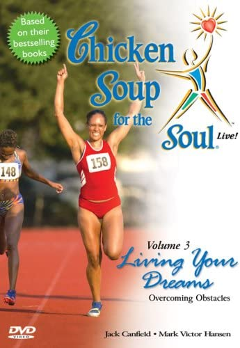Chicken Soup for the Soul Vol 3 Living Your Dreams Overcoming Obstacles product image