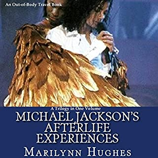 Michael Jackson's Afterlife Experiences audiobook cover art